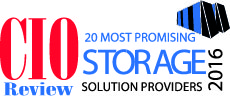 AetherStore Named Most-Promising Storage Solution Provider