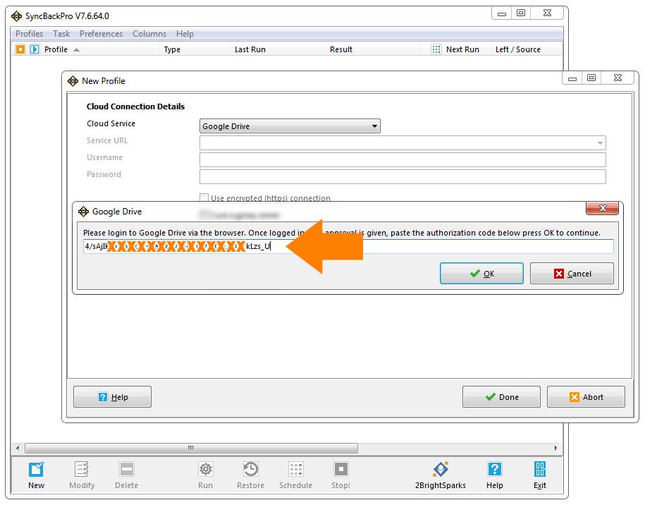snycbackpro-code-enter